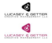 Lucasey/Getter Creative Management LLC Logo - Entry #48