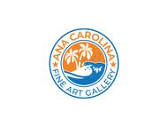 Ana Carolina Fine Art Gallery Logo - Entry #181