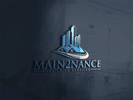 MAIN2NANCE BUILDING SERVICES Logo - Entry #82