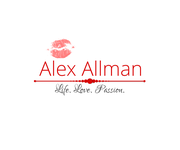 Alex Allman Logo - Entry #26