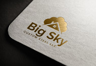 Big Sky Custom Steel LLC Logo - Entry #62