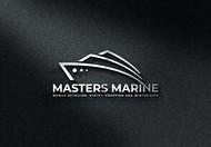 Masters Marine Logo - Entry #351