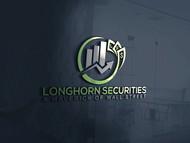 Longhorn Securities Logo - Entry #148