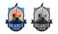 Breakneck Lager Logo - Entry #34