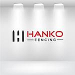Hanko Fencing Logo - Entry #58