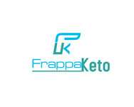 Frappaketo or frappaKeto or frappaketo uppercase or lowercase variations Logo - Entry #200