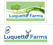 Luquette Farms Logo - Entry #145