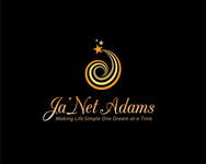 Ja'Net Adams  Logo - Entry #38