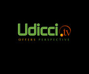 Udicci.tv Logo - Entry #129