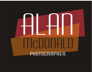 Alan McDonald - Photographer Logo - Entry #74