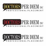 Doctors per Diem Inc Logo - Entry #9