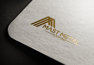 Mast Metal Roofing Logo - Entry #49