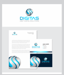 Digitas Logo - Entry #131