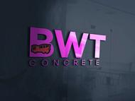 BWT Concrete Logo - Entry #259
