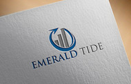 Emerald Tide Financial Logo - Entry #239