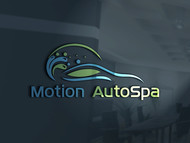 Motion AutoSpa Logo - Entry #168