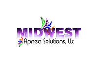 Midwest Apnea Solutions, LLC Logo - Entry #51