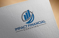 Impact Financial coaching Logo - Entry #43