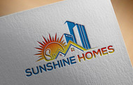 Sunshine Homes Logo - Entry #71