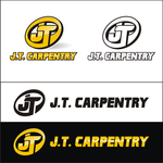 J.T. Carpentry Logo - Entry #70