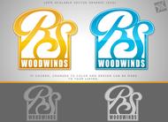 Woodwind repair business logo: R S Woodwinds, llc - Entry #88