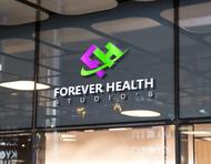 Forever Health Studio's Logo - Entry #68