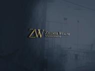Zillmer Wealth Management Logo - Entry #117