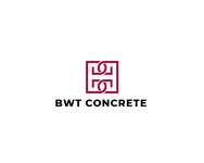 BWT Concrete Logo - Entry #105
