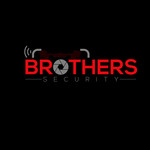Brothers Security Logo - Entry #19