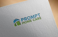 Prompt Home Care Logo - Entry #97