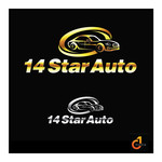 14 Star Auto Logo - Entry #52