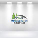 Reimagine Roofing Logo - Entry #31
