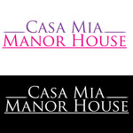Casa Mia Manor House Logo - Entry #23