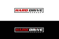 Hard drive garage Logo - Entry #382