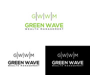Green Wave Wealth Management Logo - Entry #10