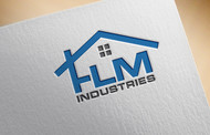HLM Industries Logo - Entry #40