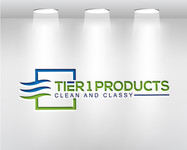 Tier 1 Products Logo - Entry #98