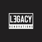LEGACY RENOVATIONS Logo - Entry #167
