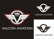 Valcon Aviation Logo Contest - Entry #86