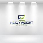 Heavyweight Jiujitsu Logo - Entry #100