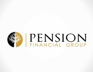 Pension Financial Group Logo - Entry #123
