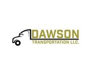 Dawson Transportation LLC. Logo - Entry #146
