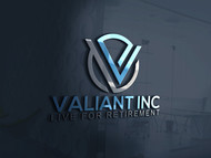 Valiant Inc. Logo - Entry #317
