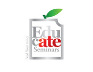 EducATE Seminars Logo - Entry #106