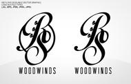 Woodwind repair business logo: R S Woodwinds, llc - Entry #115