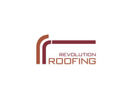Revolution Roofing Logo - Entry #472