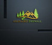Shepherd Drywall Logo - Entry #367