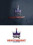 Heavyweight Jiujitsu Logo - Entry #146