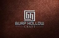 Burp Hollow Craft  Logo - Entry #203