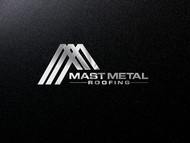Mast Metal Roofing Logo - Entry #178